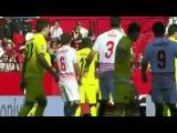 Севилья - Вильярреал 4:2. Обзор матча. 29-й тур, Ла Лига