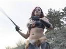 Танец с шашкой Dance with swords