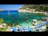 Some of the best beaches in Greece! 720pHD