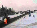 Авария на М-53 под Красноярском