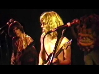 Psycotic Pineapple live at the Keystone Berkeley 1979 (clips)