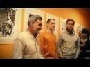 Мастер класс Михаила Бабенкова о рисунке тростниковым пером