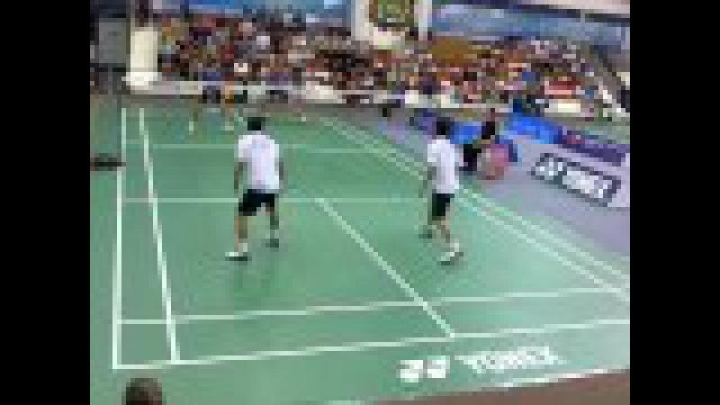 2015 badminton Russian Open | QF | MD | V.IVANOV,I.SOZONOV vs K.K.KOO,B.H.TAN