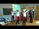 28 января 2016. Вечер дружбы культур. Ч.8. Туркменский национальный танец