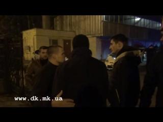 ВНИМАНИЕ! Полиция в Николаеве. Таково еще не было