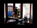 Crystal Castles - Celestica Drum Cover