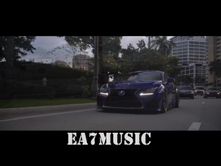 Lexus GSF  EA7|MUSIC|