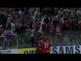Канада-Россия 4:5. Финал ЧМ 2008. Квебек  Канада. Обзор матча. Гимн.
