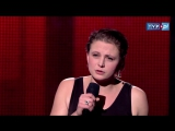 "The Voice of Poland - Natalia Sikora - ""Cry Baby"