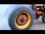 Что будет с трактором, если поставить на него турбину