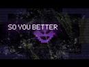(I'm The Purple Guy) Lyric Video - DAGames