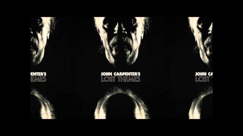 2. Obsidian - John Carpenter's Lost Themes