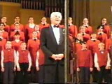 Концерт Большого детского хора на юбилей Владимира Шаинского