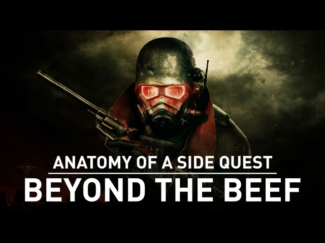 Anatomy of a Side Quest Beyond the Beef | Game Makers Toolkit