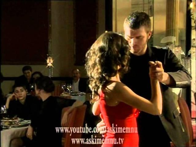Aşkı Memnu 60.Bölüm | Kıvanç Tatlıtuğ ve Beren Saat - Tango Sahnesi