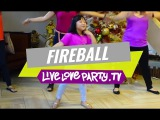 Fireball by Pitbull  Zumba Kids Jr. with Maia Paltu-ob  Live Love Party