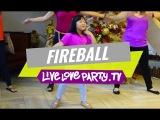 Fireball by Pitbull  Zumba Kids Jr. with Maia Paltu-ob  Live Love Party