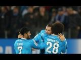 Зенит - Анжи 5:1 Обзор матча 24.10.2015