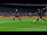 Барселона – Эйбар 3-1 Обзор матча Чемпионат Испании. 9-й тур 25.10.2015
