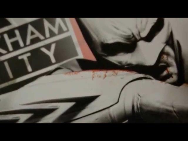 ASMR White - Art book | Batman:Arkham City | [Rus] /мужской/ /шепот/