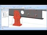 КОМПАС-3D V16 | Зеркальные компоненты сборки