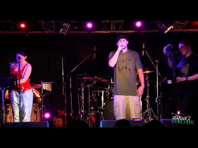 Krec - По кругу (Live Band) 11.05.12 Зал Ожидания