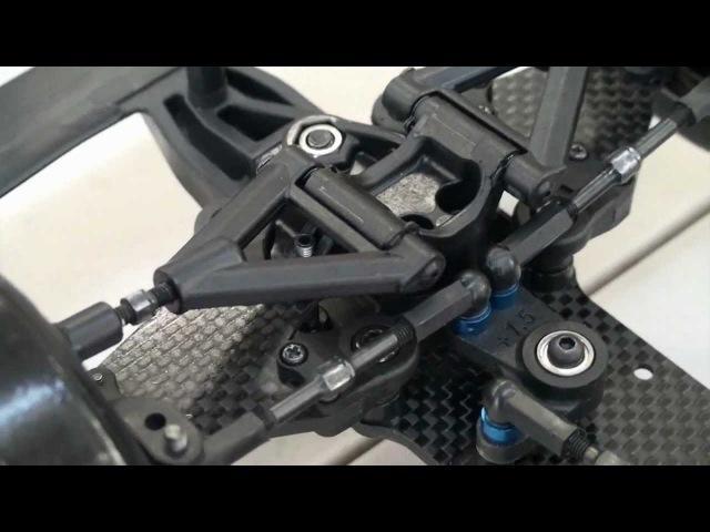 Прототип - Yokomo YRF Formula 001N