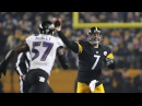 Ben Roethlisberger throws 6 TDs for second week in a row!