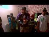 DJ Evil Dee cypher feat. Talib Kweli, Buckshot, Joey Bada$$ &amp more - Boiler Room NY Rap Life