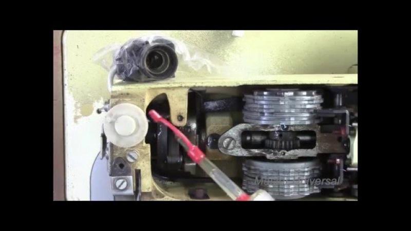 Профилактика, чистка, смазка Veritas 8014/43. Видео №122.