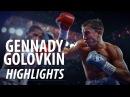 Gennady GGG Golovkin Highlights