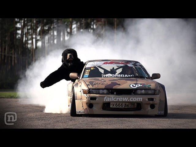 Lay It Down! Ryan Tuerck's World Tour Of Drifting Part 2: Estonia To Latvia!
