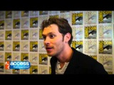 Joseph Morgan  Whats Ahead For Klaus On The Originals Season 3