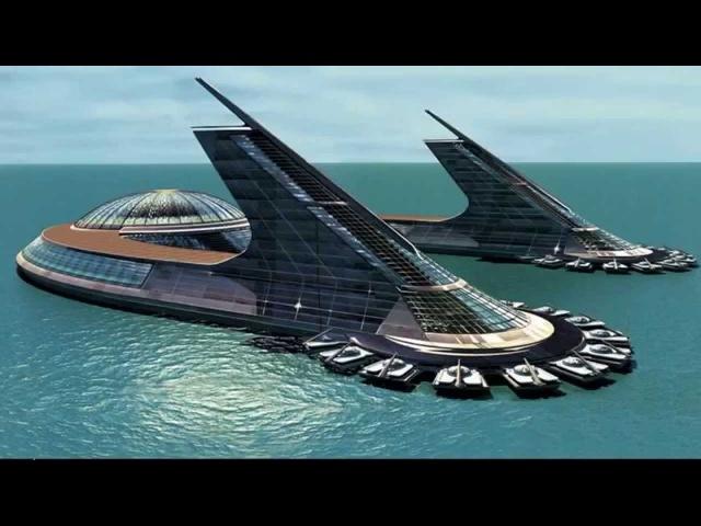 Проект Венера и Sky Way - Умные города будущего Евразия! TransNET - Новый транспорт.