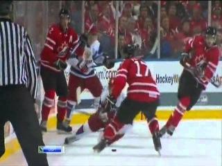 Чудо на льду клип о победе молодежной сборной России по хоккею)