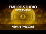 (Interview) VP.God with Empire.Ash @ The International 2015