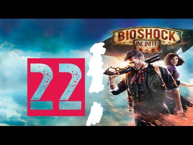 Bioshock Infinite(1080p, 30fps) Прохождение на