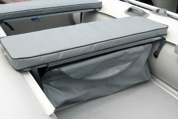 Накладка на сидение лодки пвх