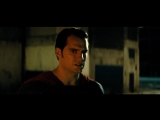 Первый фрагмент из «Бэтмена против Супермена» Зака Снайдера