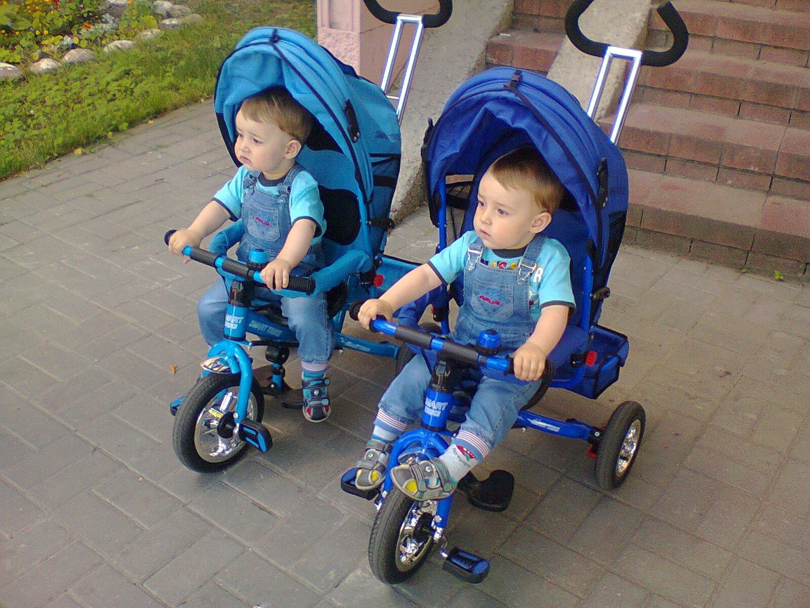 Учимся с ребенком кататься на велосипеде - allWomens 29