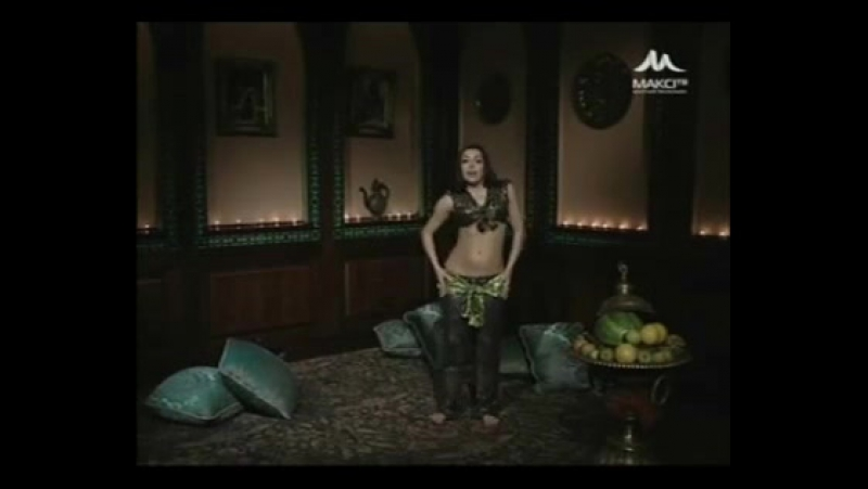 Алла Кушнир уроки танца живота 6 uroki 360p