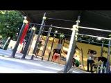 Ах какая женщина! Чемпионка мира по Street workout 2015 Джессика Богданова