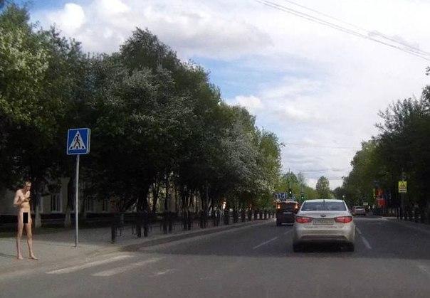 MediaMetrics: Нудисты в городе: тюменцы в шоке, экстремала разыскивает поли