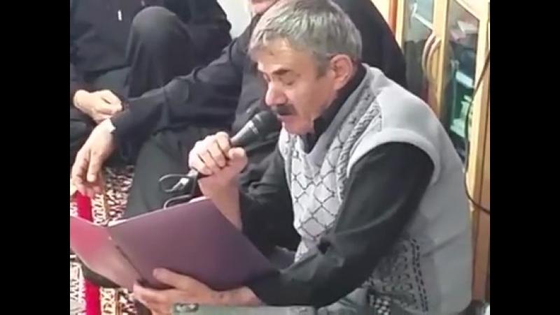 Qulamirzə Baharlı - Türk oğluyam