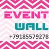Event Wall   Фото-зона Пресс-волл Свадьба  Event