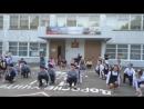Танец на выпускном вечере 4 А класса школы №14.