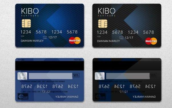 Пластиковые карты Kibo Lotto