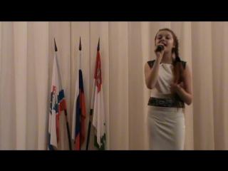 Полина Найденова Студия Бекар- Ты живи, моя Россия!