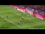 Месси супер гол в ворота Атлетика Бильбао 2015