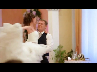 Романтичный вальс. Медленный свадебный танец под вальс из м/ф Анастасия